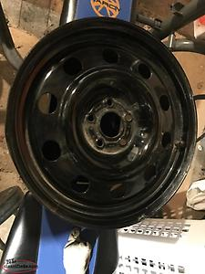 "17"" Ford steel rims for 2013 or newer ford escape"