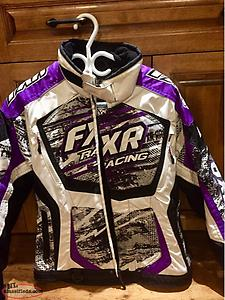 FXR Ladies Size 4