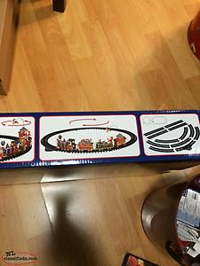 Brand New Christmas Train Set
