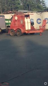 REDUCED!! Asphalt Recycler and tools