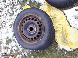 "15"" Steel Rims 4x100 (Fits Cobalt, Pursuit, Possibly others)"