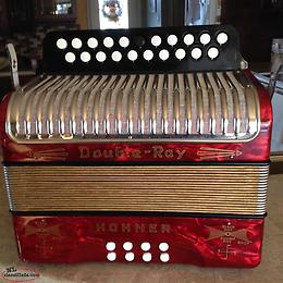 Hohner Accordion II RAY Keyed in B C (Clarenville,NL)