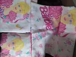 New Twin size Barbie Bed Sheet Set