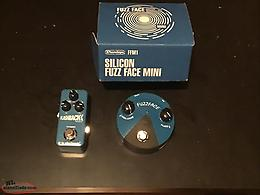 Fuzz and delay pedal for sale !!