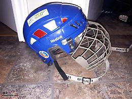 Junior helmet