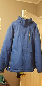 Mens winter coat.
