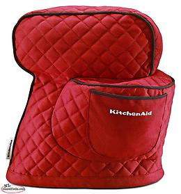 KitchenAid Fitted Stand Mixer Cover, Empire Red
