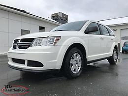 2012 Dodge Journey CVP FWD