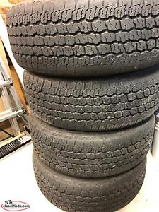 20'' 275/55/R20 Summer tires for sale