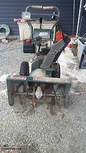 8hp snowblower for sale