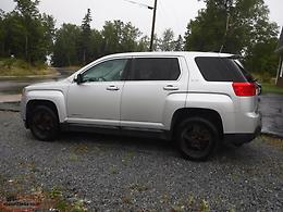 2011 GMC Terrain For Sale