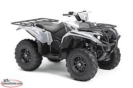 NEW 2018 Yamaha Kodiak 700 EPS SE ATV **SAVE $1000**