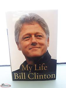 My life by Bill Clinton 2004