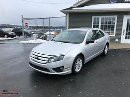 2010 Ford Fusion 126,000 km, LOADED AND INSPECTED