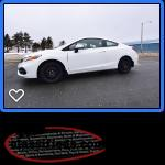 2015 Honda Civic LX: Coupe Manual Transmission