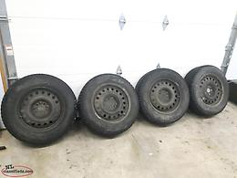 235 65 17 tires and rims