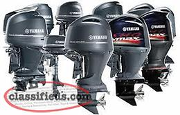 "Yamaha Outboard ""Reliability Starts Here"" Sales Promo"
