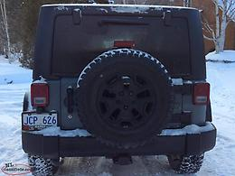 2015 Jeep Wrangler Willy's Wheeler Edition - Low Kms