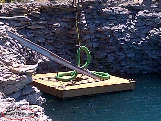 Prodock (Floating docks and more) - Hr grace, Newfoundland