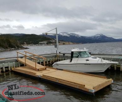 Prodock (Floating docks and more) - Hr grace, Newfoundland Labrador | NL  Classifieds