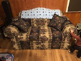 Sofa And Love Seat $150