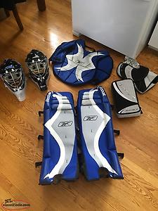 Adult Ball Hockey Gear