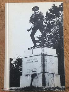 Fighting Newfoundlander, Nicholson, 1st edition