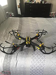 NEW FLY EYE DRONE