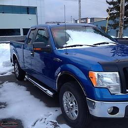 2009 Ford F150 4 Dr XTR 4x4, w/Fact Tow w/MVI & New Tires.