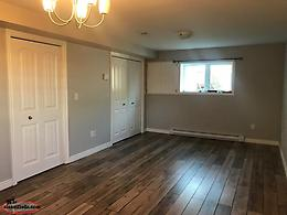 Beautiful 2 bedroom 1 bath above ground downstairs apartment