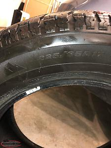 225 65/R17 Winter Tires