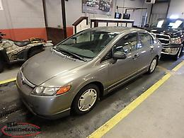 2008 Honda Civic Sdn DX-G Auto, INSPECTED, 119K