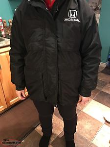 Men's Stormtech Lined Winter Coat Size Small