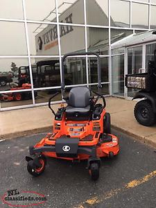 2016 Kubota ZD1011 Zero Turn Mower