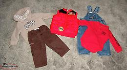 Boys Clothes Size 12 to 18 Months