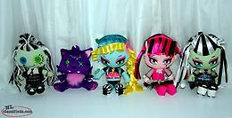 Monster High Plush Dolls