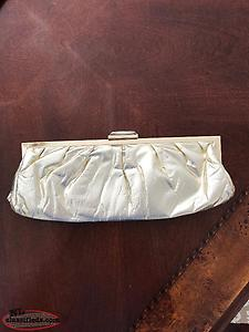 Aldo Gold Clutch - Perfect for a Night Out