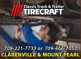 Classic truck and Trailer - Tirecraft