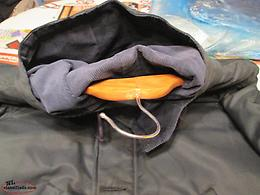 Never Worn ---- Winter Jacket with Hood
