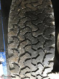 Winter Tires 265/65R 18