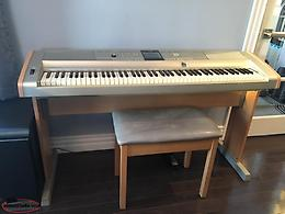 Yamaha DGX-505 88-Key Portable Grand Digital Keyboard