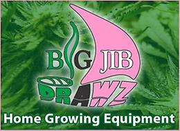 BIG JIB DRAWZ - Home growing equipment