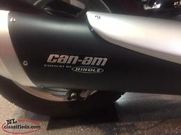 Can-Am Spyder 990 CC