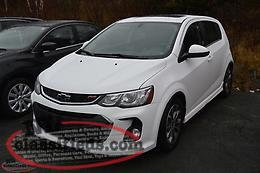 ***REDUCED***2018 CHEV SONIC LT RS HATCHBACK***REDUCED***