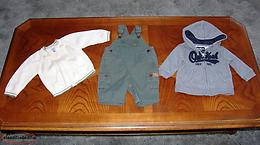 Baby Clothes size 3 to 12 months.
