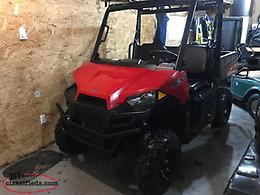 2017 Polaris Ranger 500 4X4 IN New condition ONLY 104 miles $10500.00