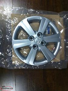 New 2008-2011 Hyundai accent 14 inch oem Hubcap