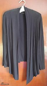 Cleo black sweater, size M, excellent