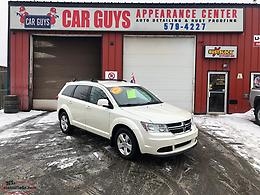 2013 Dodge Journey FWD 82Km, Auto, 4 Door, Loaded ! INSPECTED !