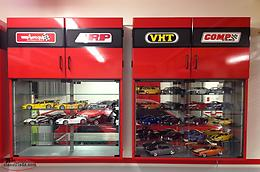 Display Case (Custom Built for Diecast Models)